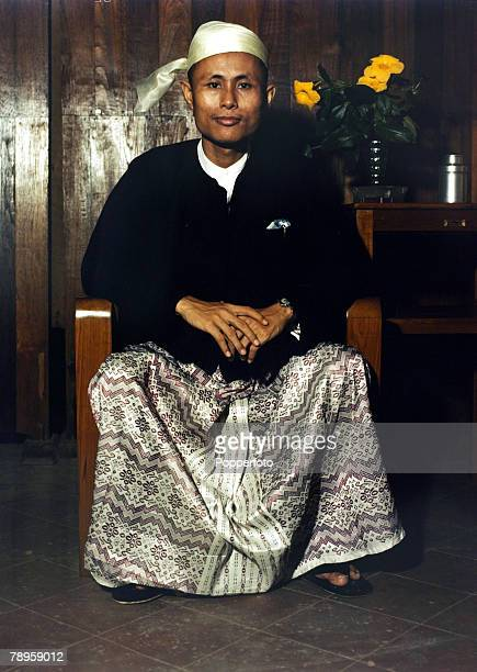 1947 Aung San Burmese politician his Burmese Independence Army assisted the Japanese invasion of 1942 but he later changed his policy and openly...