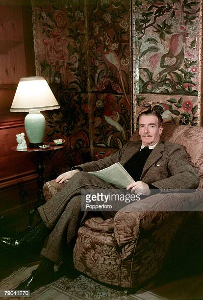 1949 A portrait of Anthony Eden Conservative politician who was Foreign Secretary in the Coalition government of 19401945 and became Prime Minister...