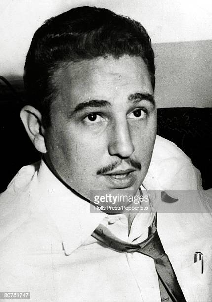 Fidel Castro Young Photos and Premium High Res Pictures ...