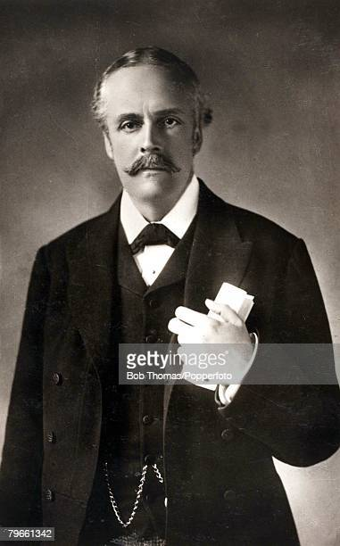Politics The RtHon Arthur James Balfour portrait Balfour entered Parliament as a Conservative in 1874 and succeeded Salisbury as Prime Minister in...