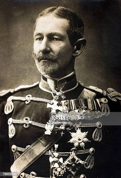 circa 1920 Marshal Alexander Averescu Romanian General and Politician who was Prime Minister of Romania 3 times 19201921 and 19261927