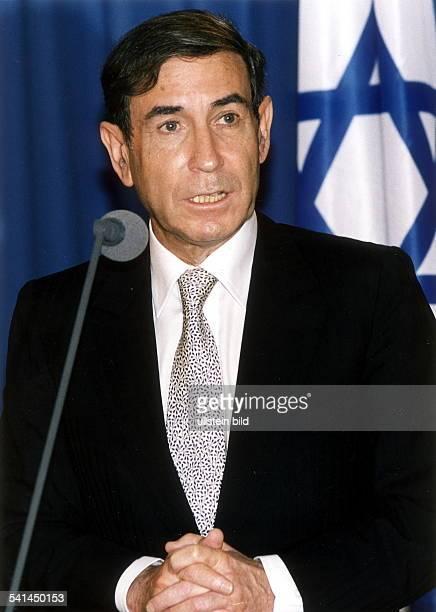 Politiker, Arbeitspartei, IsraelAußenministerPorträt