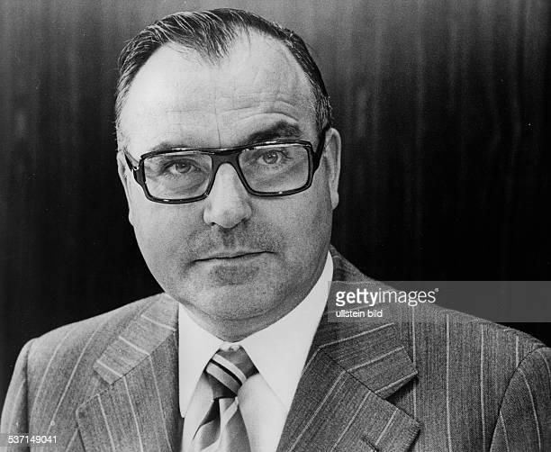 1930 Politiker CDU BRD 1972