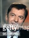 Politiker CDU D Regierender Bürgermeister Berlin Porträt