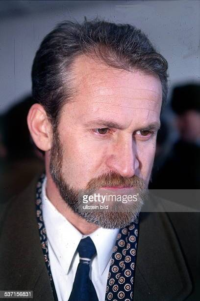 Politiker Militär Tschetschenien 1997