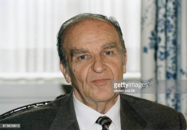 COL Politiker Moslem BosnienHerzegowina Staatspräsident BosnienHerzegowina