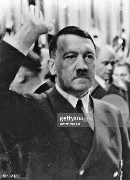 20041889 3001945 Politiker NSDAP D auf einer Grossveranstaltung im Sportpalast in Berlin anlässlich der Eröffnung des Winterhilfswerks
