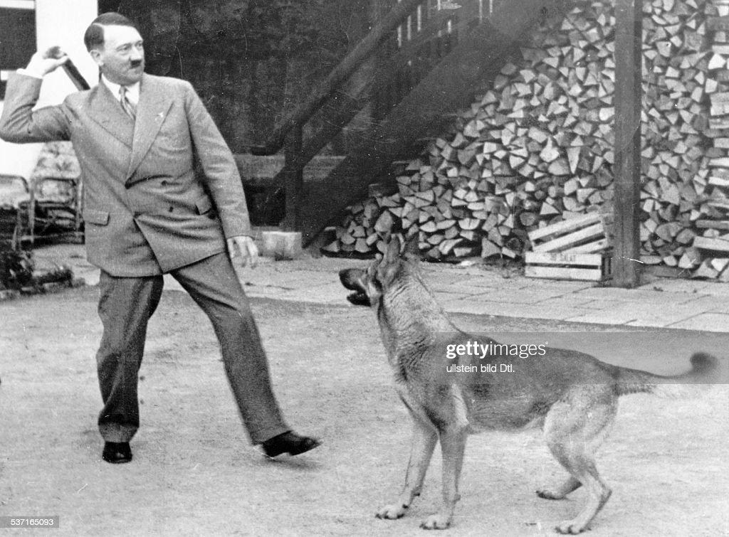 Hitlers Hund