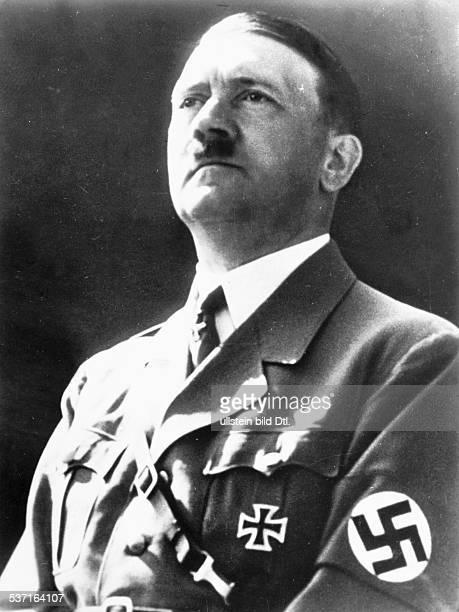 Politiker NSDAP D Porträt 1936
