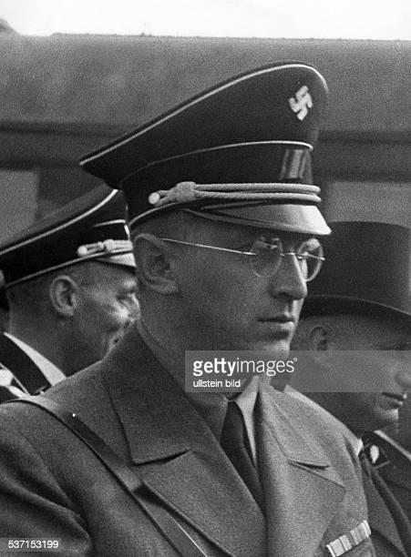 Politiker, NSDAP, D, - unter den Ehrengästen auf dem Anhalter, Bahnhof in Berlin in Erwartung der, Rückkehr Adolf Hitlers von der Münchener,...