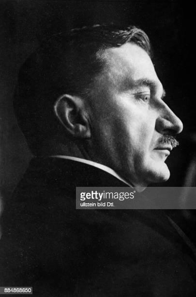 Politiker Rumänien Portrait Originalaufnahme im Archiv von ullstein bild