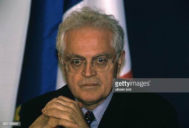 Politiker Sozialistische Partei Frankreich 1997