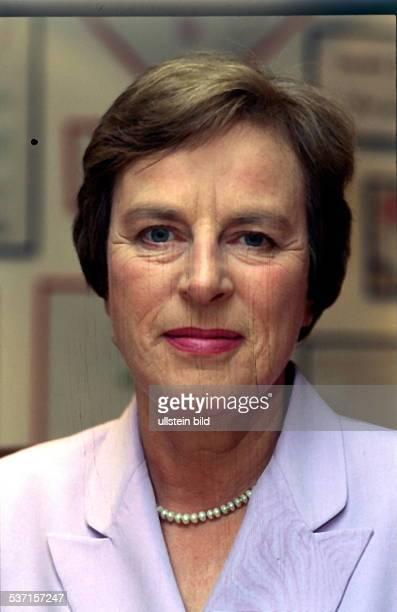 Politikerin, SPD, D, - Porträt