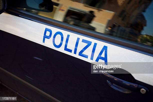Polizia automóvil