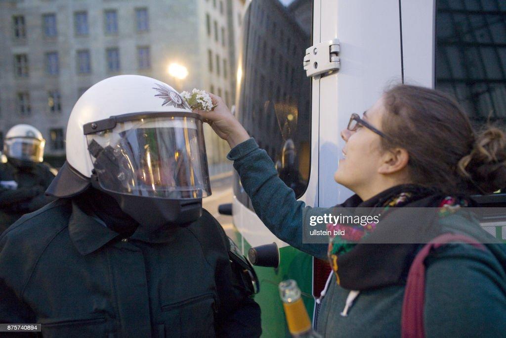 Vor- und Nachteile einer Polizistin