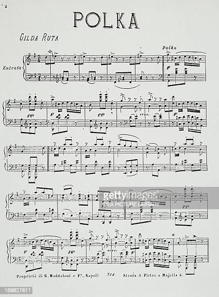 Polka by Gilda Ruta sheet music