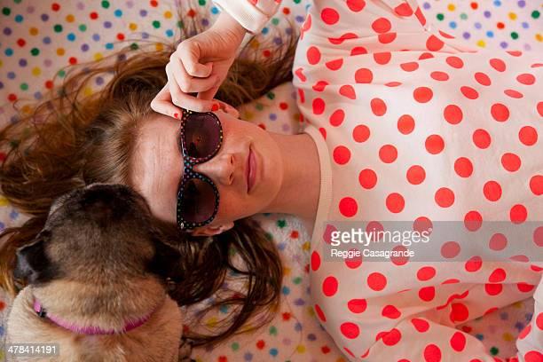 Polkadots sunglasses