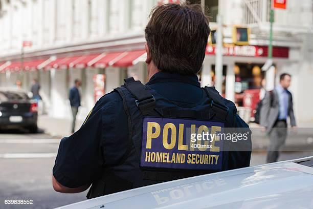 Pollce Homeland Security