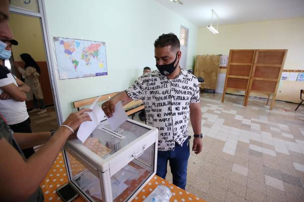 DZA: Legislative Elections In Algeria
