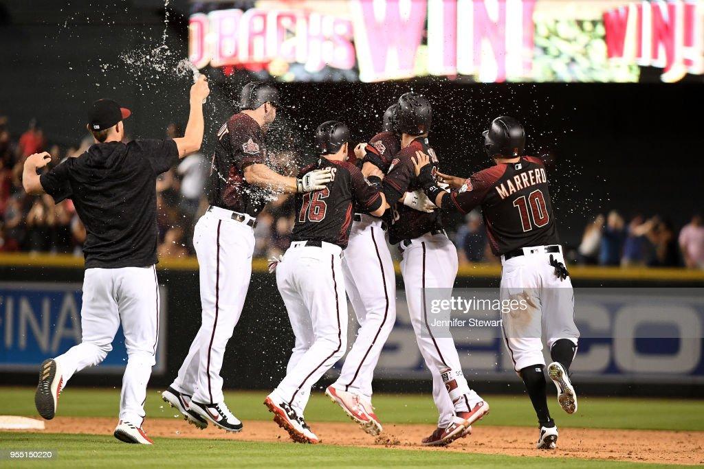 Houston Astros v Arizona Diamondbacks : News Photo