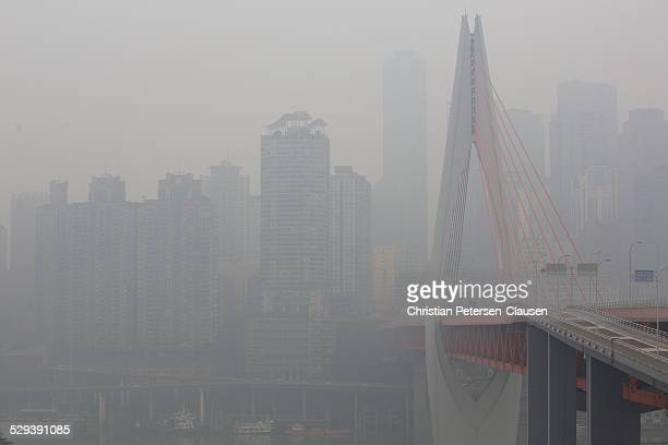 Pollution in Chongqing
