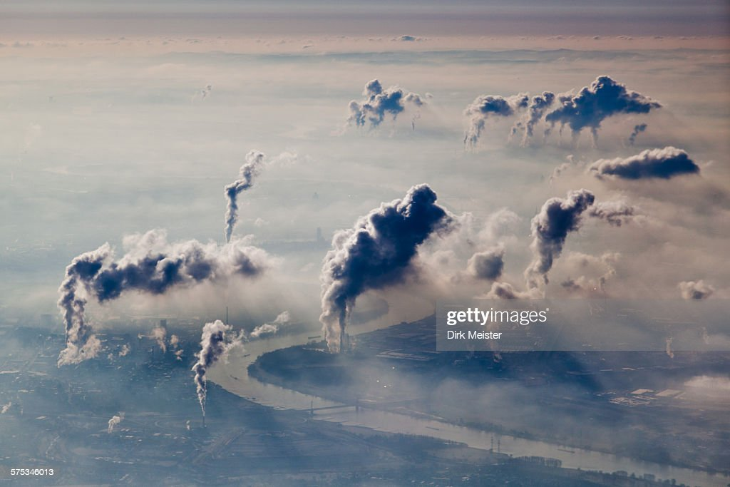 Pollution : Stock Photo