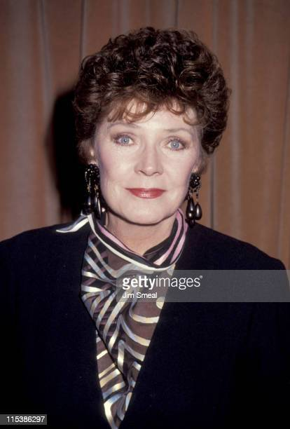 Polly Bergen during Nancy Reynolds Awards November 13 1991 at Beverly Wilshire Hotel in Beverly Hills CA United States