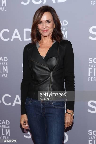 Polly Draper attends the 21st SCAD Savannah Film Festival on October 29 2018 in Savannah Georgia