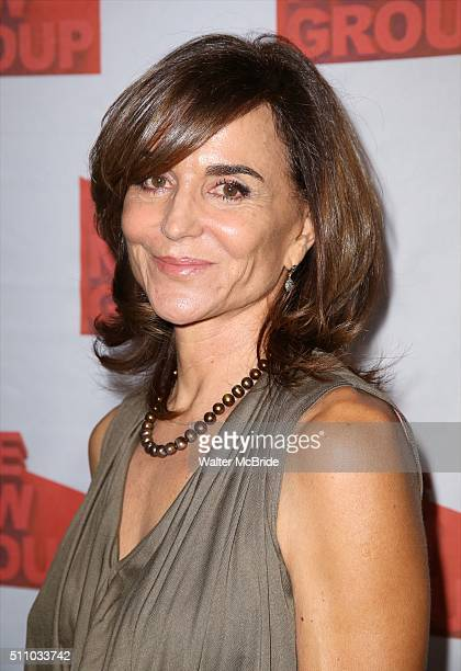Polly Draper attends The New Group's Official Opening Night Party for Sam Shepard's 'Buried Child' at Kitchn on February 17 2016 in New York City