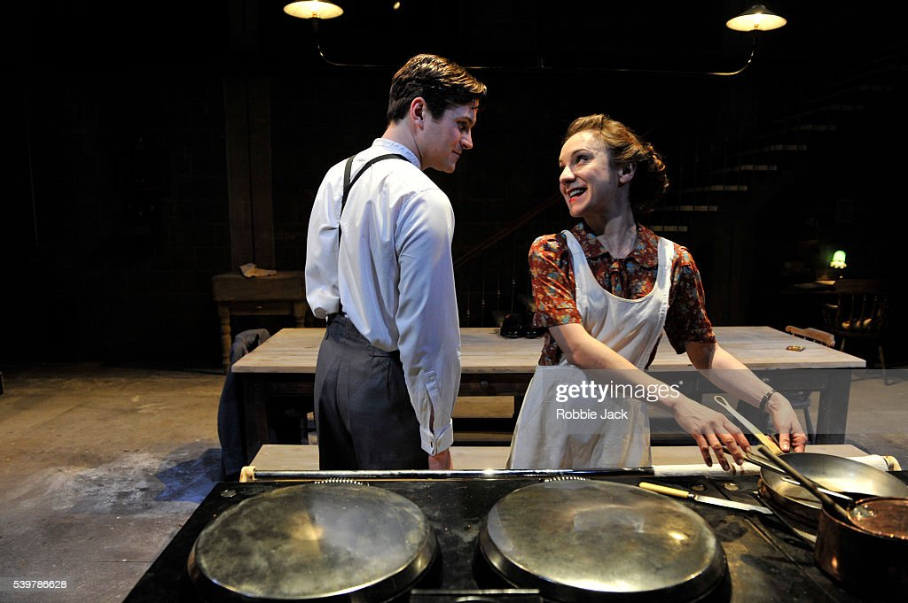 UK - Patrick Marber\'s After Miss Julie at the Young Vic in London ...