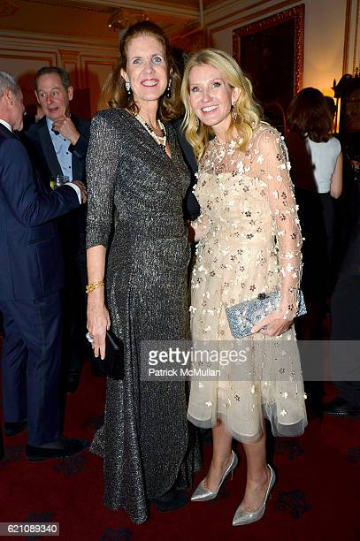 Polly Onet and Kathy Prounis attend the Lenox Hill Neighborhood House Associates Committee Fall Benefit Celebrate the Neighborhood Dinner and Dancing...