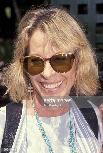 Polly Platt attends Premiere Magazine Party Honoring Jodie Foster on September 14 1993 at Bel Air Hotel in Bel Air California