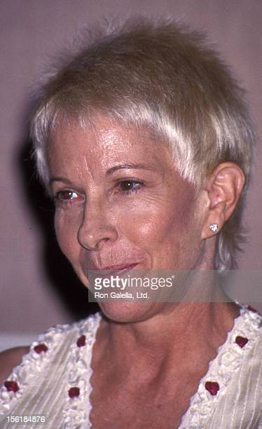 Polly Platt attends Women in Film Crystal Awards on June 10 1994 at the Beverly Hilton Hotel in Beverly Hills California