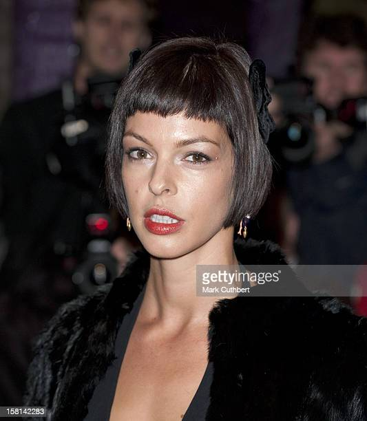 Pollyanna Mcintosh Arriving For The Burke And Hare Premiere As Part Of The 54Th Bfi London Film Festival At The Curzon Cinema In Chelsea London