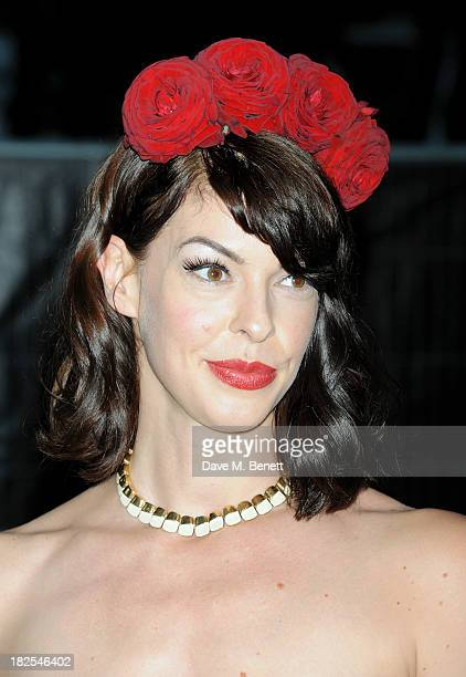 Pollyanna McIntosh attends the London Premiere of Filth at the Odeon West End on September 30 2013 in London England