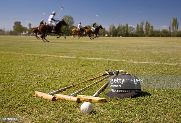polo match - polo stock pictures, royalty-free photos & images