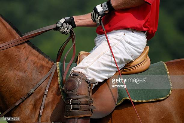 polo player on horse - polo stock pictures, royalty-free photos & images