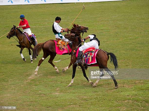 CONTENT] polo players in action at the Shandur Cup Polo Festival between Chitral and Gilgit Pakistan