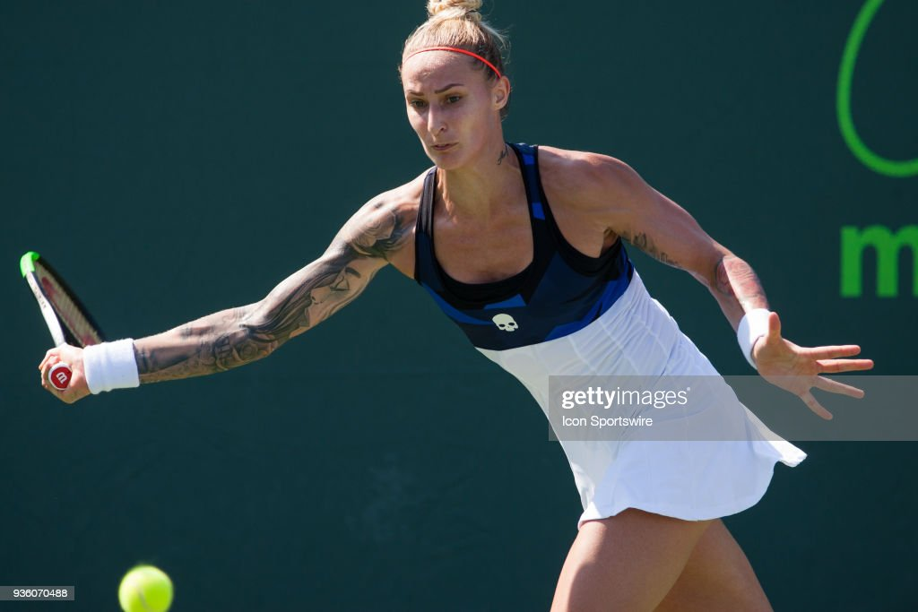 TENNIS: MAR 19 Miami Open : News Photo