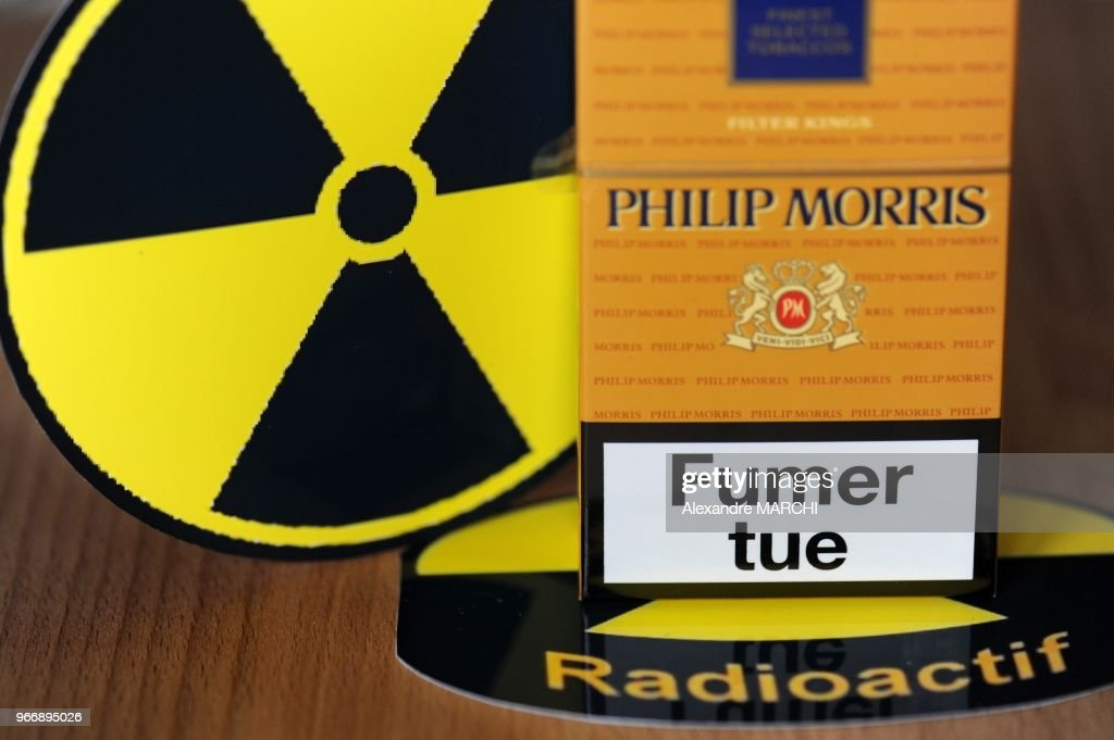 Polonium 210 In Cigarettes And Tobacco Some Of The Biggest Firms Of