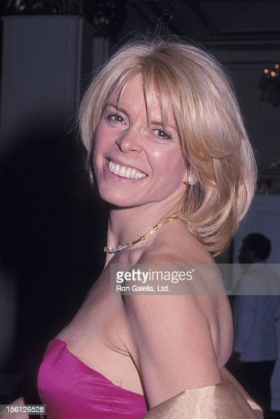 Poltician Betsy McCaughey Ross attends The Red Ball on February 14 2000 at the Plaza Hotel in New York City