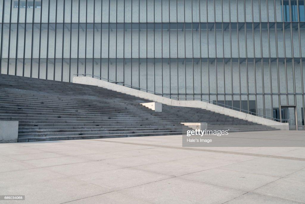 Poly Grand Theatre, Shanghai, China : Stock Photo