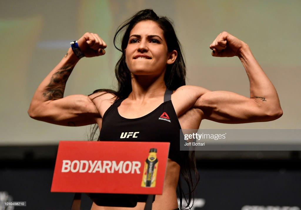 UFC 227 Weigh-ins : Nieuwsfoto's
