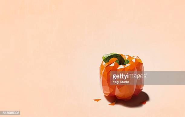 Polygon of paprika