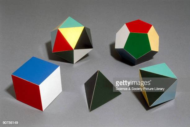 A polyhedron is said to be regular when all its faces are uniform regular polygons The five Platonic solids were thought to be known to the Greeks...