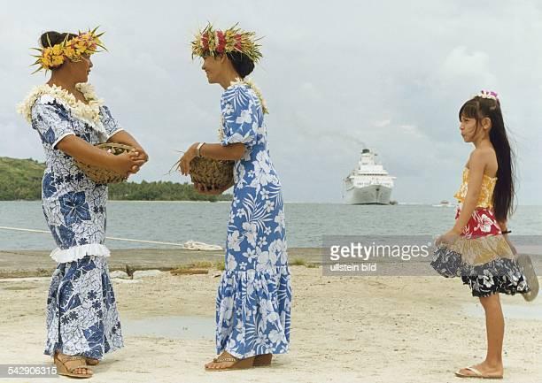 Galerie nackte polynesische Mädchen