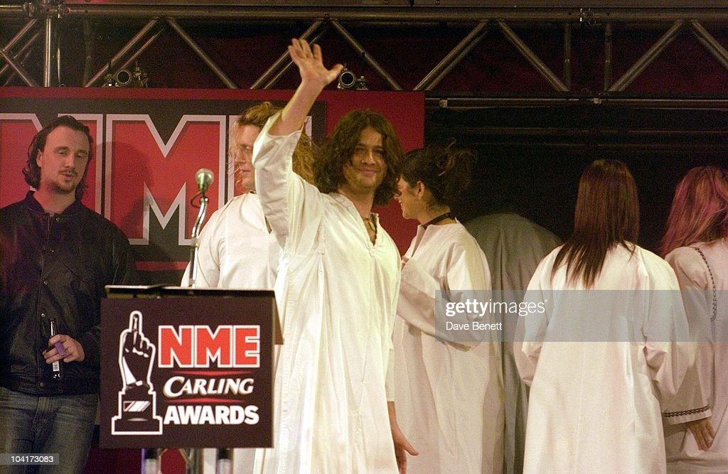Polyphonic Spree, Nme Carling Awards 2003, At Po Na Na, Hammersmith, London