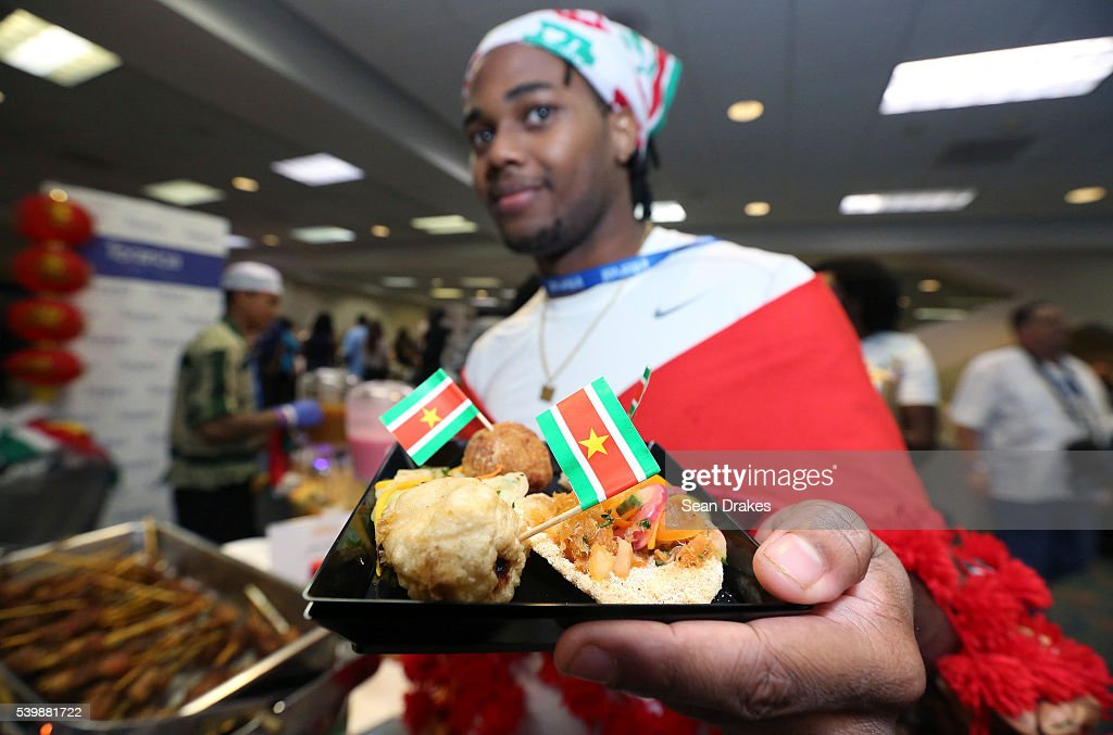 Taste of the Caribbean Culinary Showcase : Fotografía de noticias