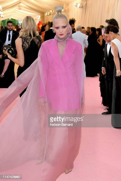 Pom Klementieff attends The 2019 Met Gala Celebrating Camp Notes on Fashion at Metropolitan Museum of Art on May 06 2019 in New York City