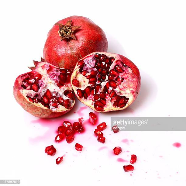 pomegranate - pomegranate stock pictures, royalty-free photos & images